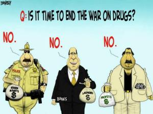 Drug War Profiteers